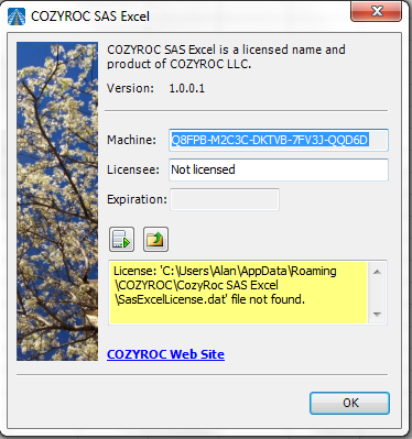 COZYROC Excel Add-In for SAS® | COZYROC