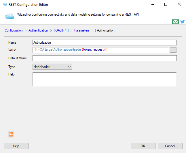 Request Parameter Page