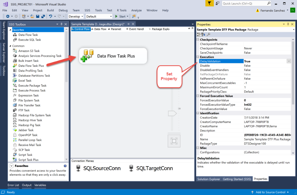 Building Scalable Data Integration Solutions with SSIS Series Part 1