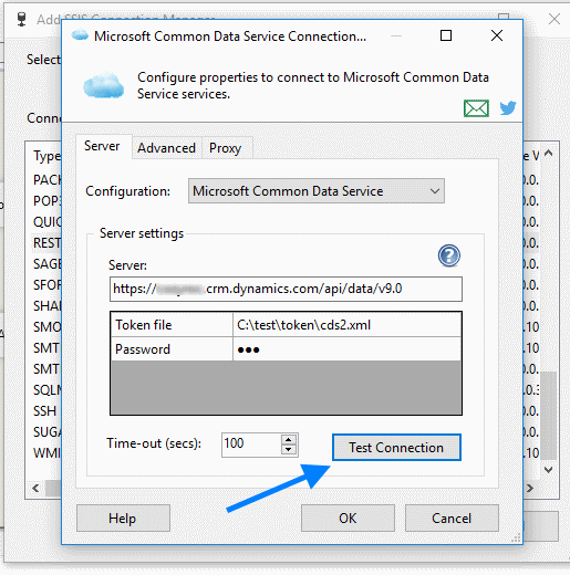 Microsoft Common Data Service Connection | COZYROC