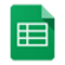 Google Sheets Connection